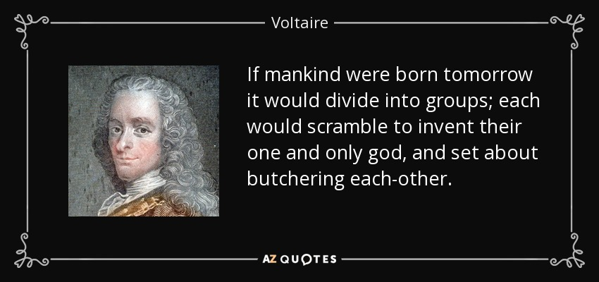 026 Voltaire Quotes