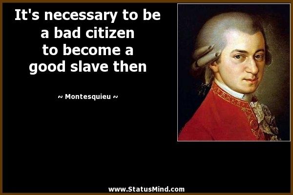 031 Montesquieu Quotes Sayings