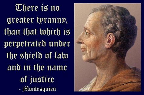 032 Montesquieu Quotes Sayings