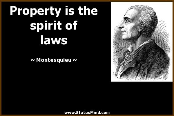 033 Montesquieu Quotes Sayings