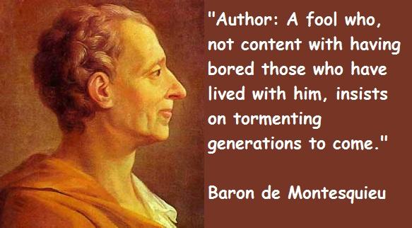 034 Montesquieu Quotes Sayings