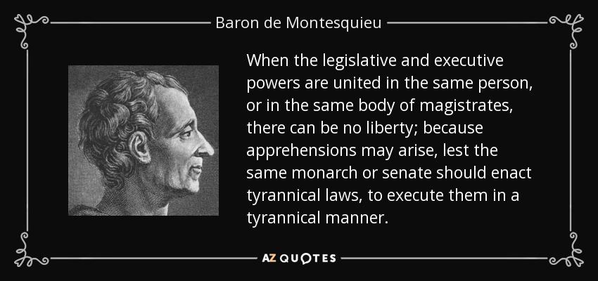 035 Montesquieu Quotes Sayings