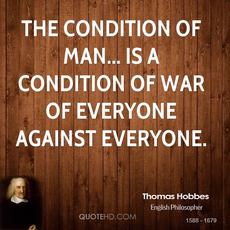 035 Thomas Hobbes Quotes