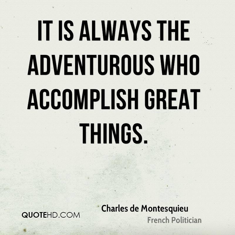 037 Montesquieu Quotes Sayings