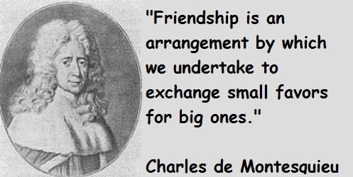 039 Montesquieu Quotes Sayings