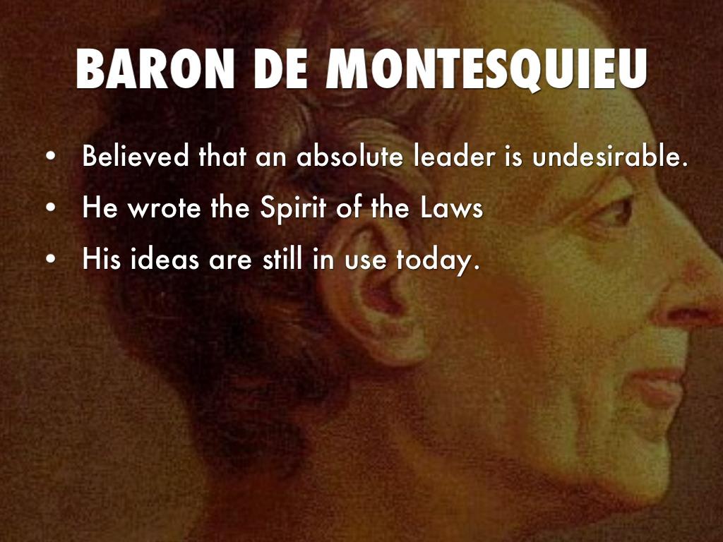 041 Montesquieu Quotes Sayings