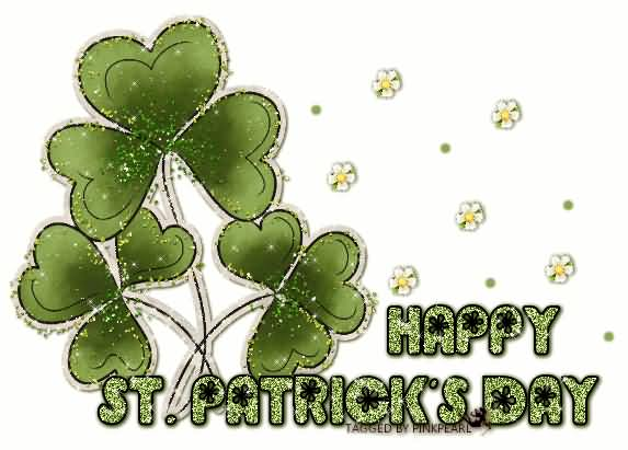 Adorable Happy St. Patrick's Day Wishes Image