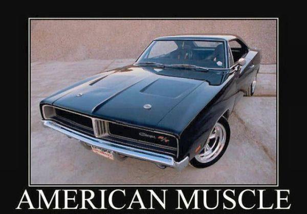 American muscle Meme