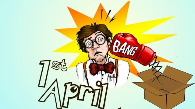 April Fools Day 502