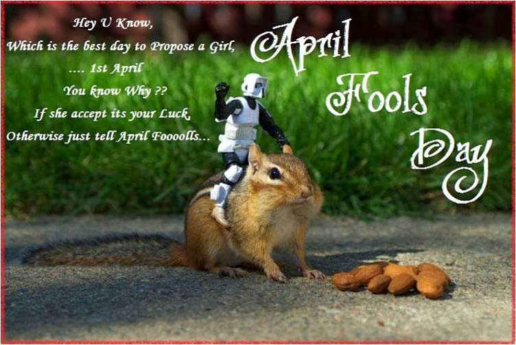 April Fools Day 521