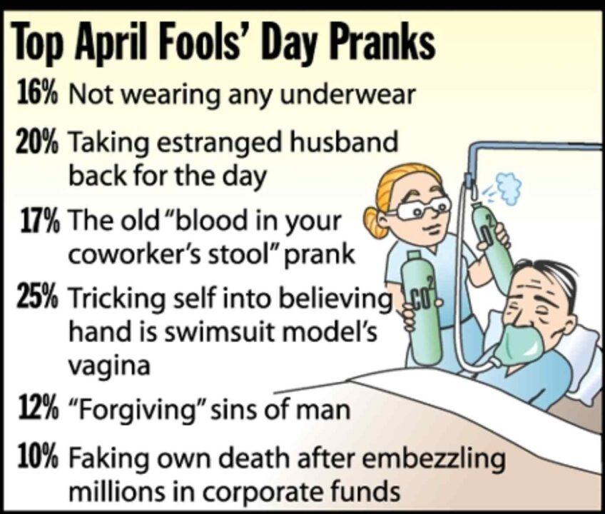 April Fools Day 526