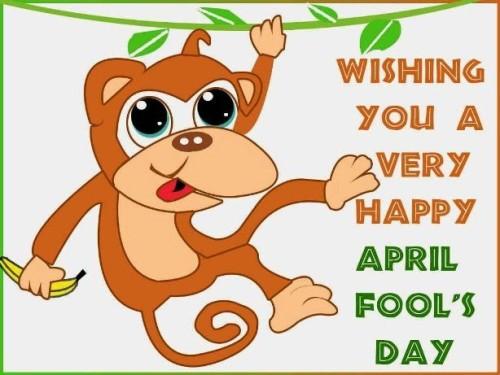 April Fool Day 531