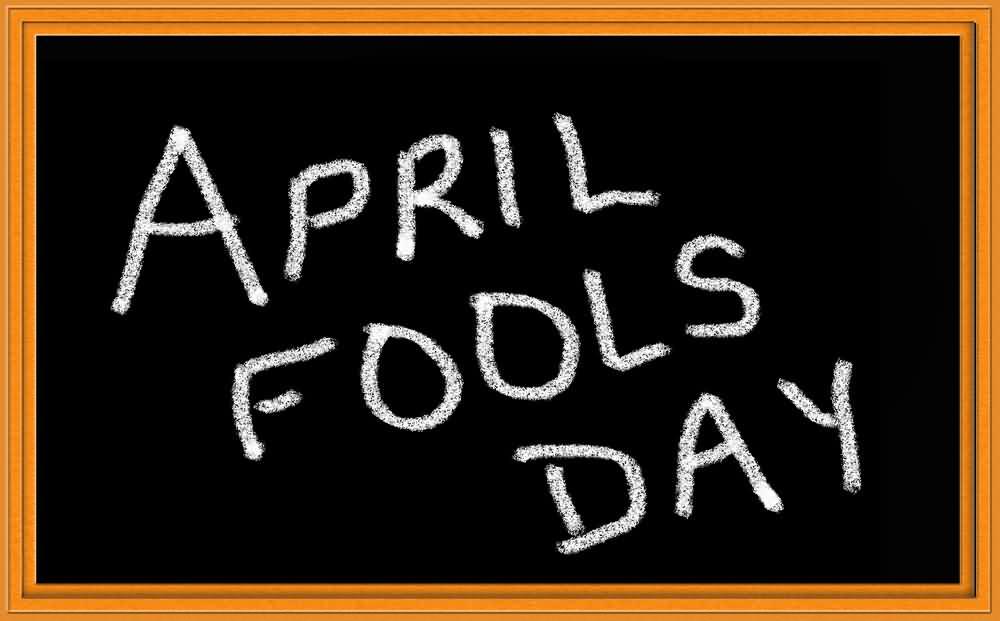 April Fools Day 540