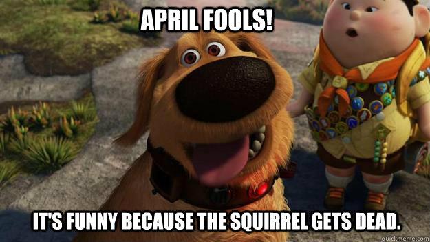 April Fools Day 544