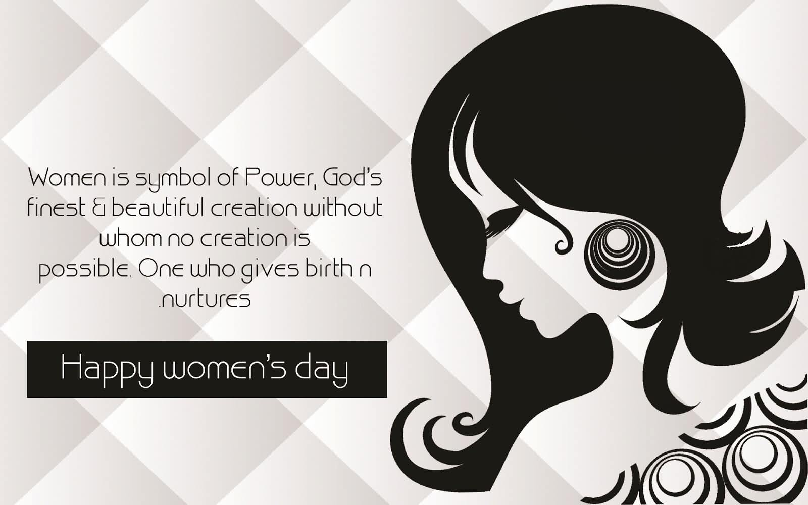 Best Quotes On Women's Day Wishes Image