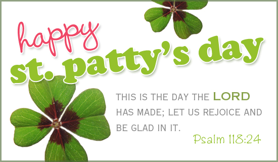 Best Wishes St. Patrick's Day Quotes Image