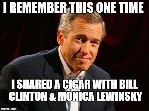 Bill Clinton Meme i remember this one time i shared a cigar with bill clinton monica 29 funny bill clinton memes, images, pictures & photos picsmine