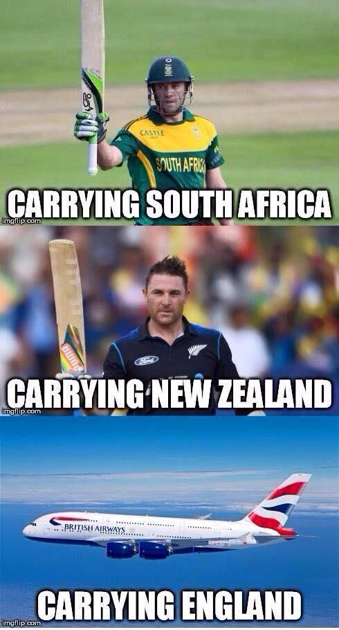 Carrying south Africa carrying new Zealand Cricket Memes
