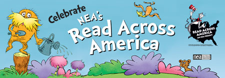 Celebrate Read Across America Day Wishes Images