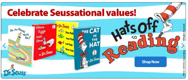 Celebration Read Across America Day Hats Off To Reading