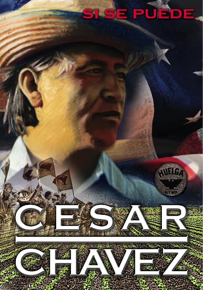Cesar Chavez Day Poster 56