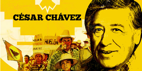 Cesar Chavez Day Poster 71