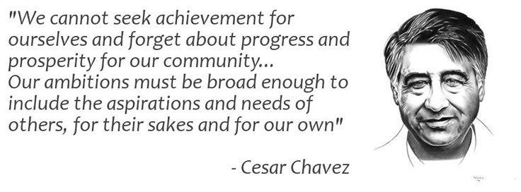 cesar chavez essay contest 2013