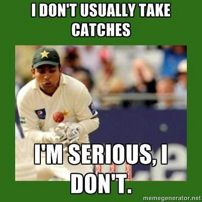 Cricket Memes i don't usually take catches I'm serious don't