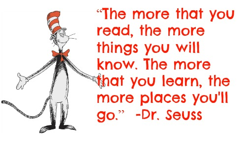 Dr. Seuss Birthday And Quotes
