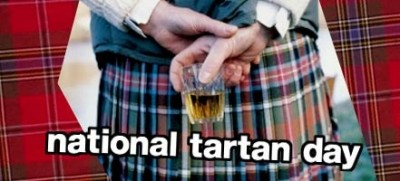 Enjoy National Tartan Day