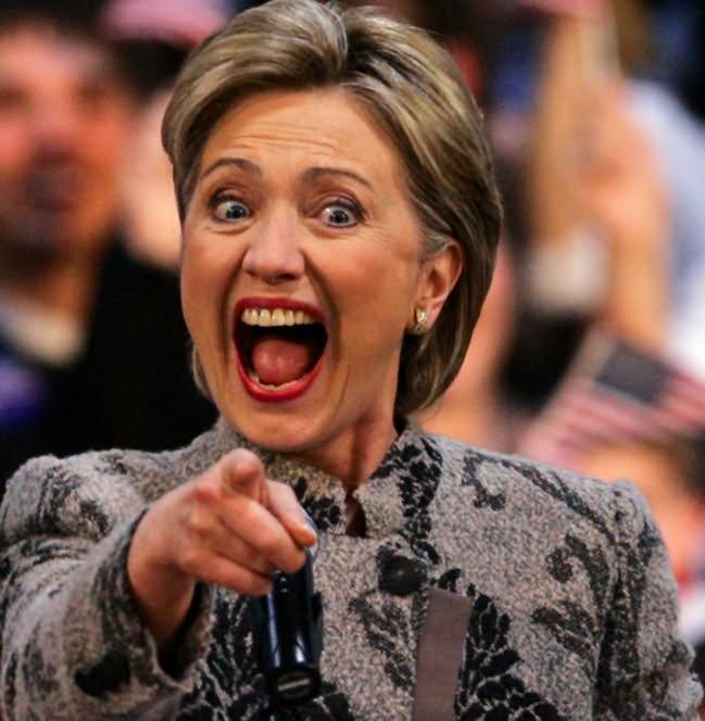 Funny Funny Hillary Clinton Meme