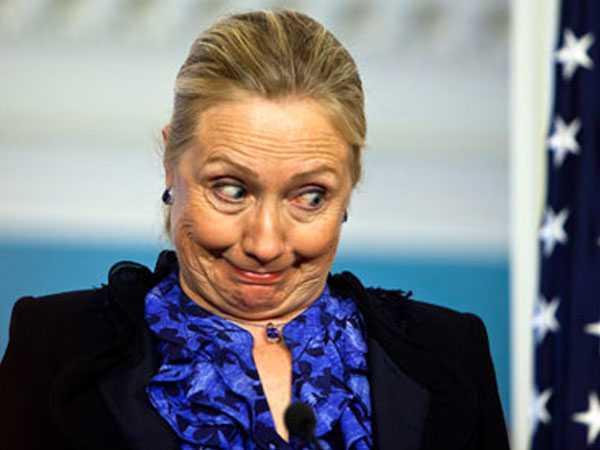 Funny funny Funny Hillary Clinton Meme