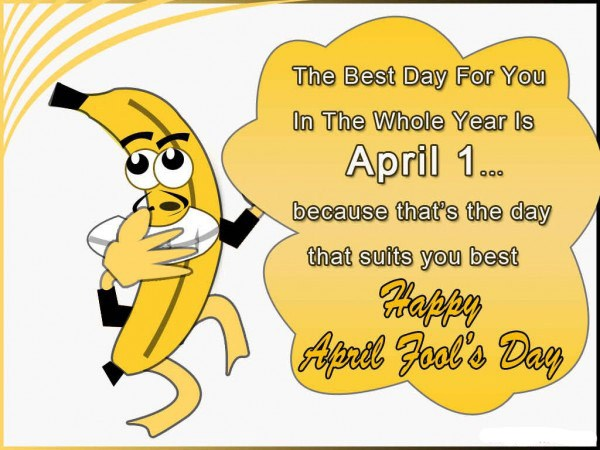Happy April Fools Wishes Image25