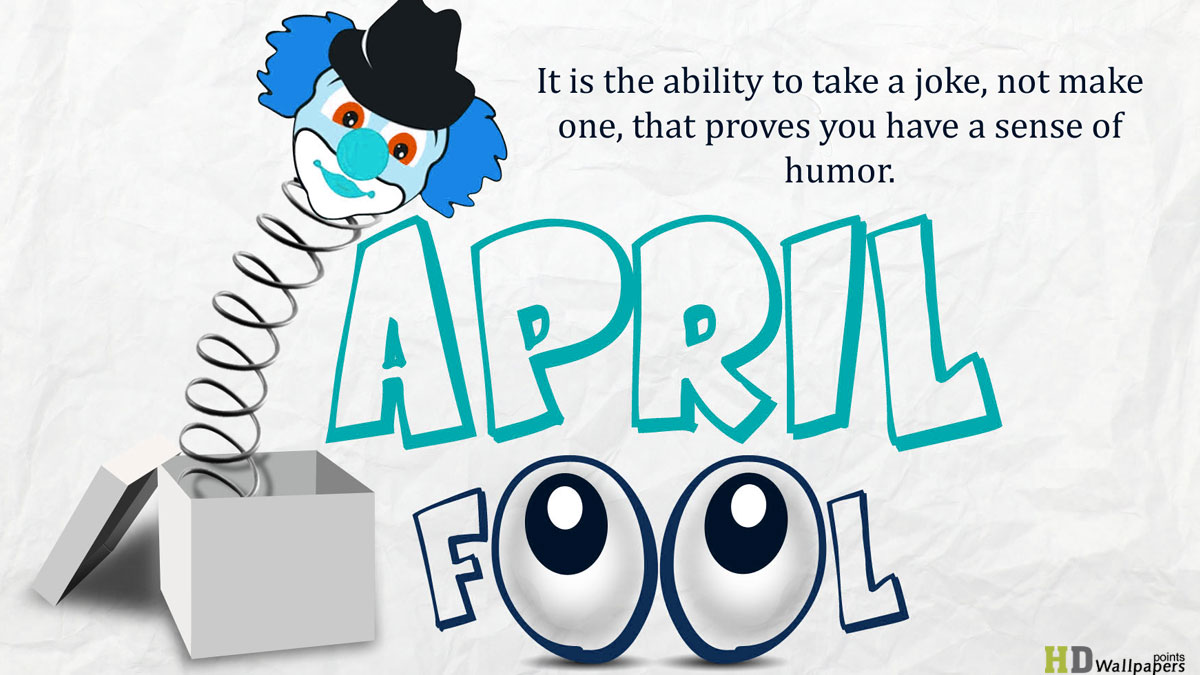 Happy April Fools Wishes Image51