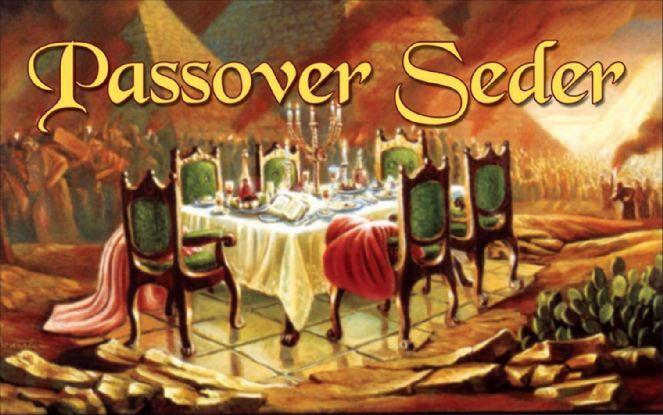 Happy Passover Wishes Celebration