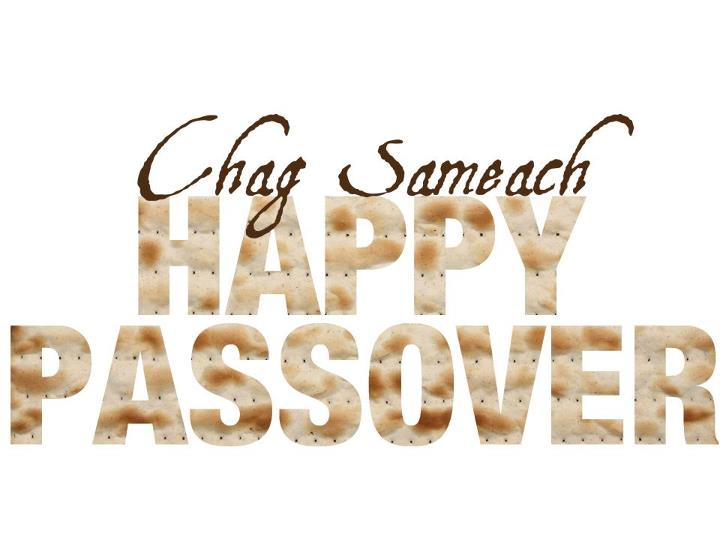 Happy Passover Wishes Text Greetings Image