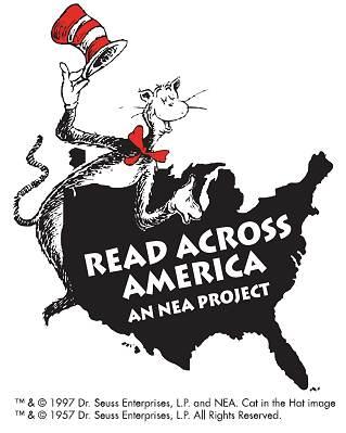 Happy Read Across America Day Dr. Seuss Birthday