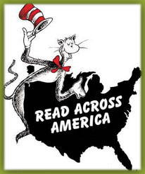 Happy Read Across America Day Wishes Image