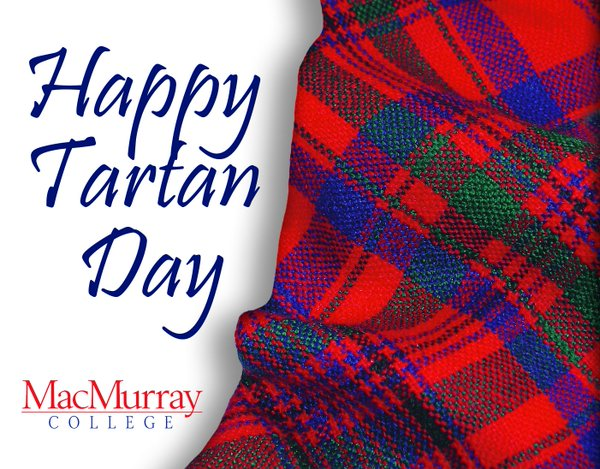Happy Tartan Day Wishes To You
