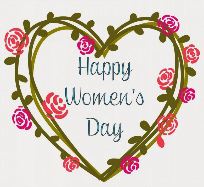 Happy Women's Day Have A Great Day