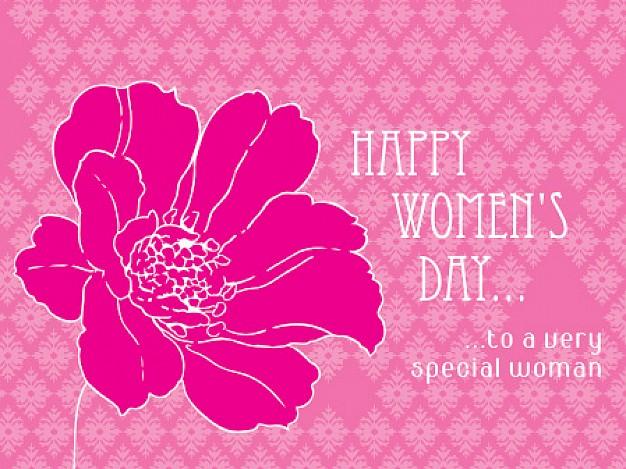 Happy Women's Day To A Very Special Women