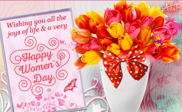 Have A Wonderful Day Happy Women's Day Wishes and Love