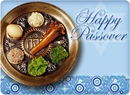 Have Blessed Passover Wishes Image