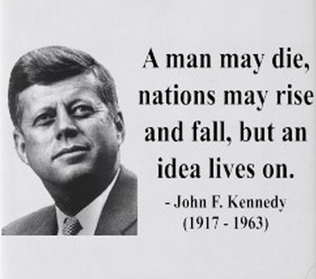 John F Kennedy Quotes Sayings 03