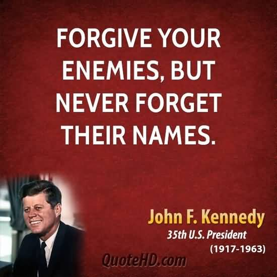 John F Kennedy Quotes Sayings 20