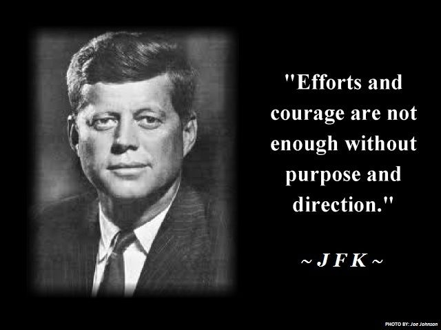 John F Kennedy Quotes Sayings 21