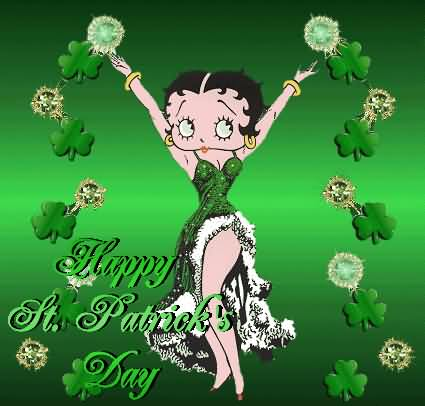 Lets Celebrate St. Patrick's Day Wishes Image