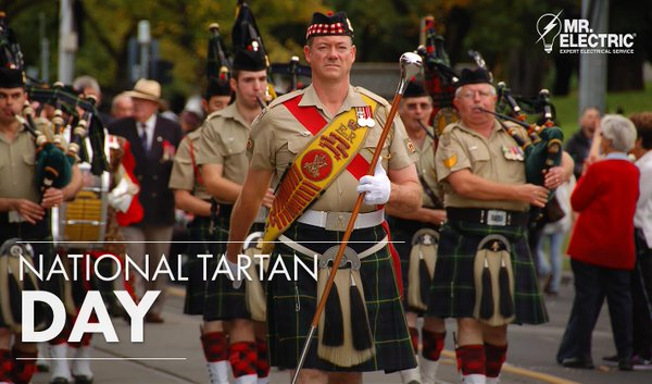 National Tartan Day Parade Picture