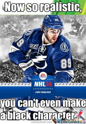 Now so realistic Hockey Memes