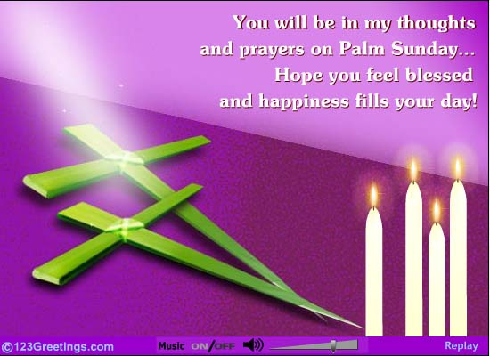 Palm Sunday Wishes Quotes 06